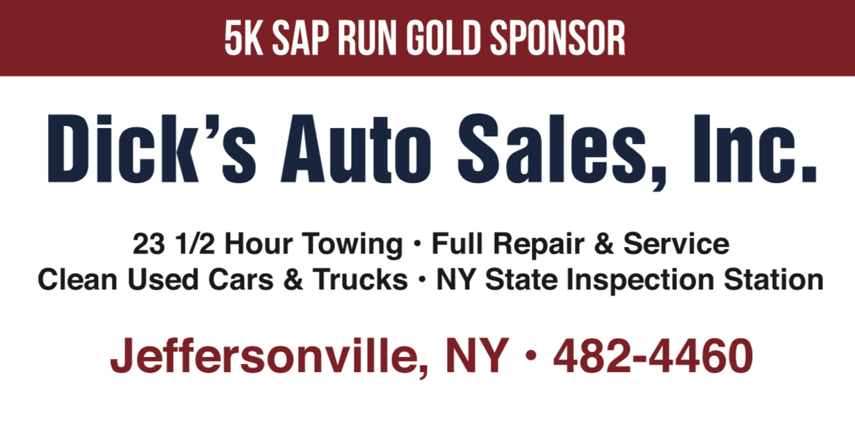 5k Sap Run | Jeffersonville New York