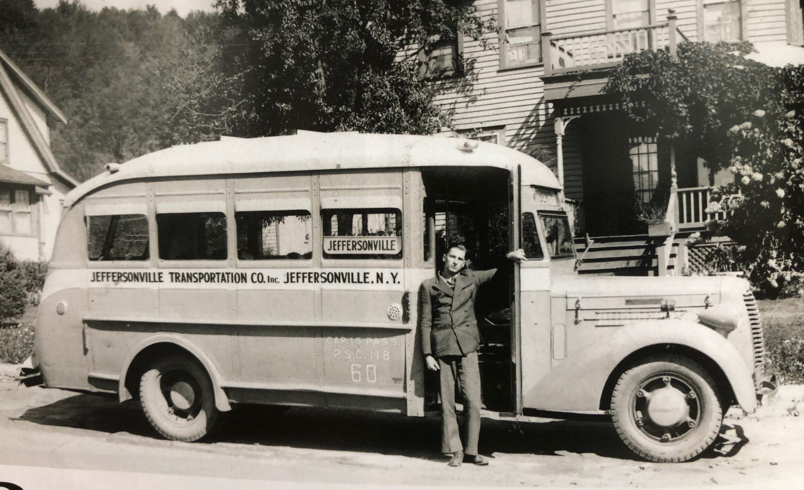 From Cutters to Motor Coaches